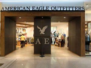 american eagle فروع