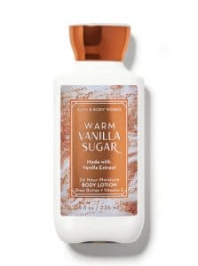 لوشن Warm Vanilla Sugar Lotion