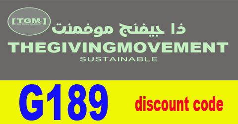 THEGIVINGMOVEMENT DISCOUNT CODE 2021