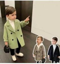 معطف من الطراز الكوري للاولاد من فورديل